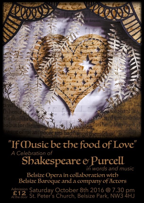 Shakespeare & Purcell