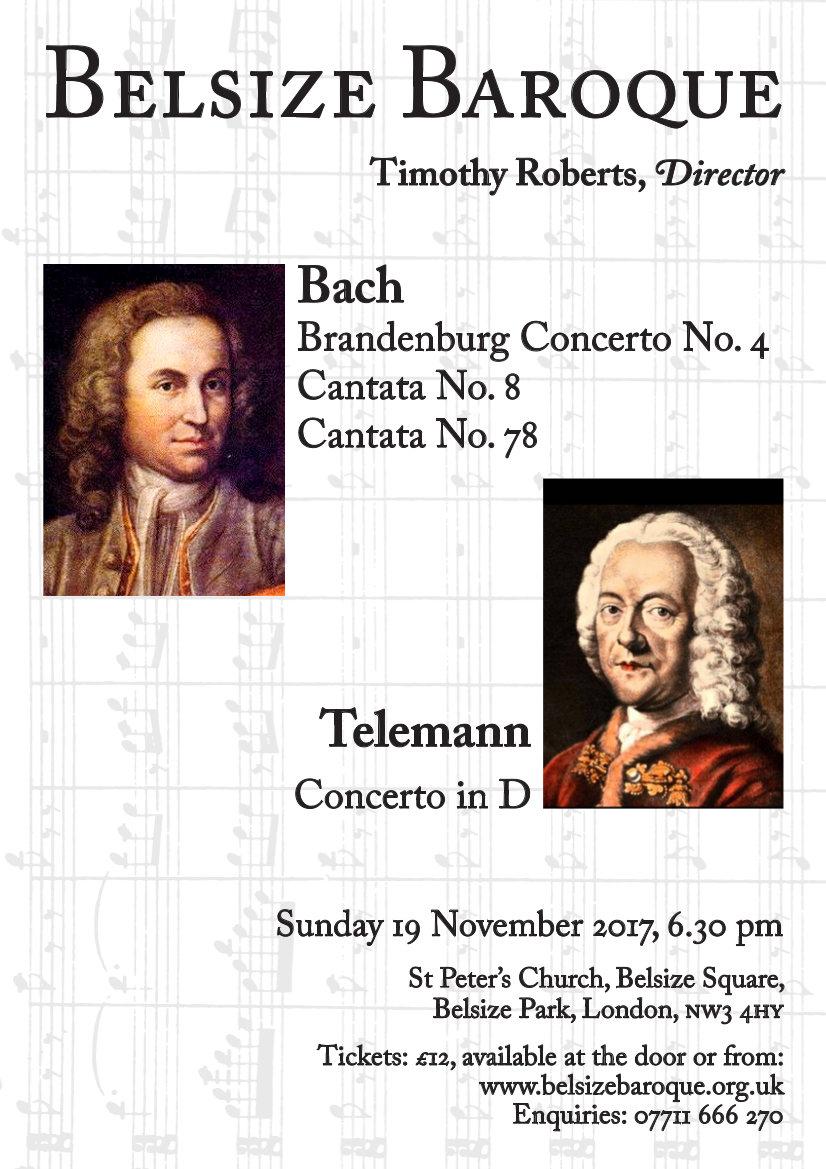 Bach/Telemann